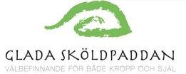 Logo Glada skoldpaddan